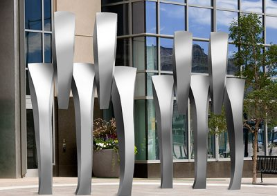 Convergence Public Art