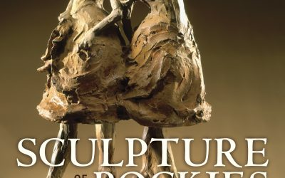 """Featured in the book """"Sculpture of the Rockies"""""""